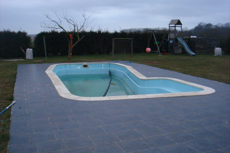 Nos r alisations de piscines en picardie for Piscine saint quentin