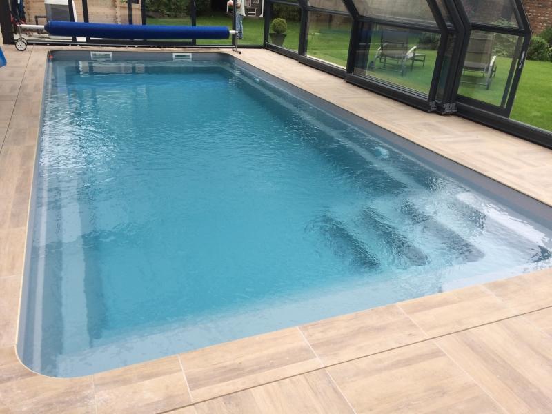 piscine coque riviera 3 picardie piscine. Black Bedroom Furniture Sets. Home Design Ideas