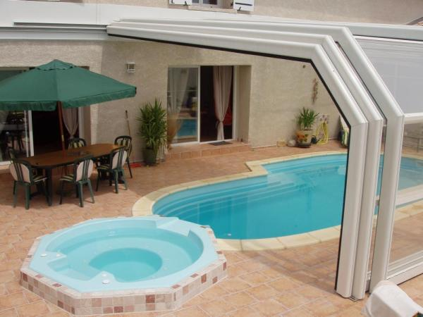 Vente de spas piscines et abris de piscine en picardie for Piscine spa integre