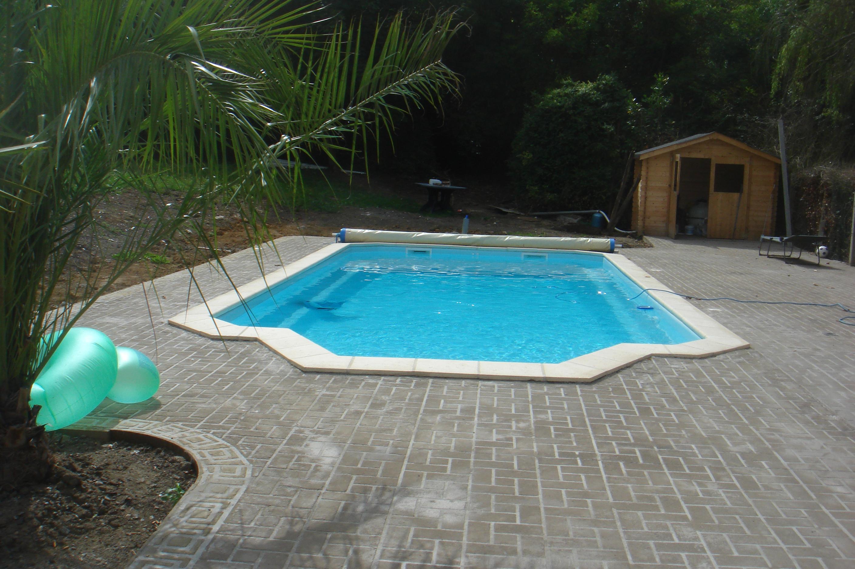 piscines indiana bleu 3 picardie piscine. Black Bedroom Furniture Sets. Home Design Ideas