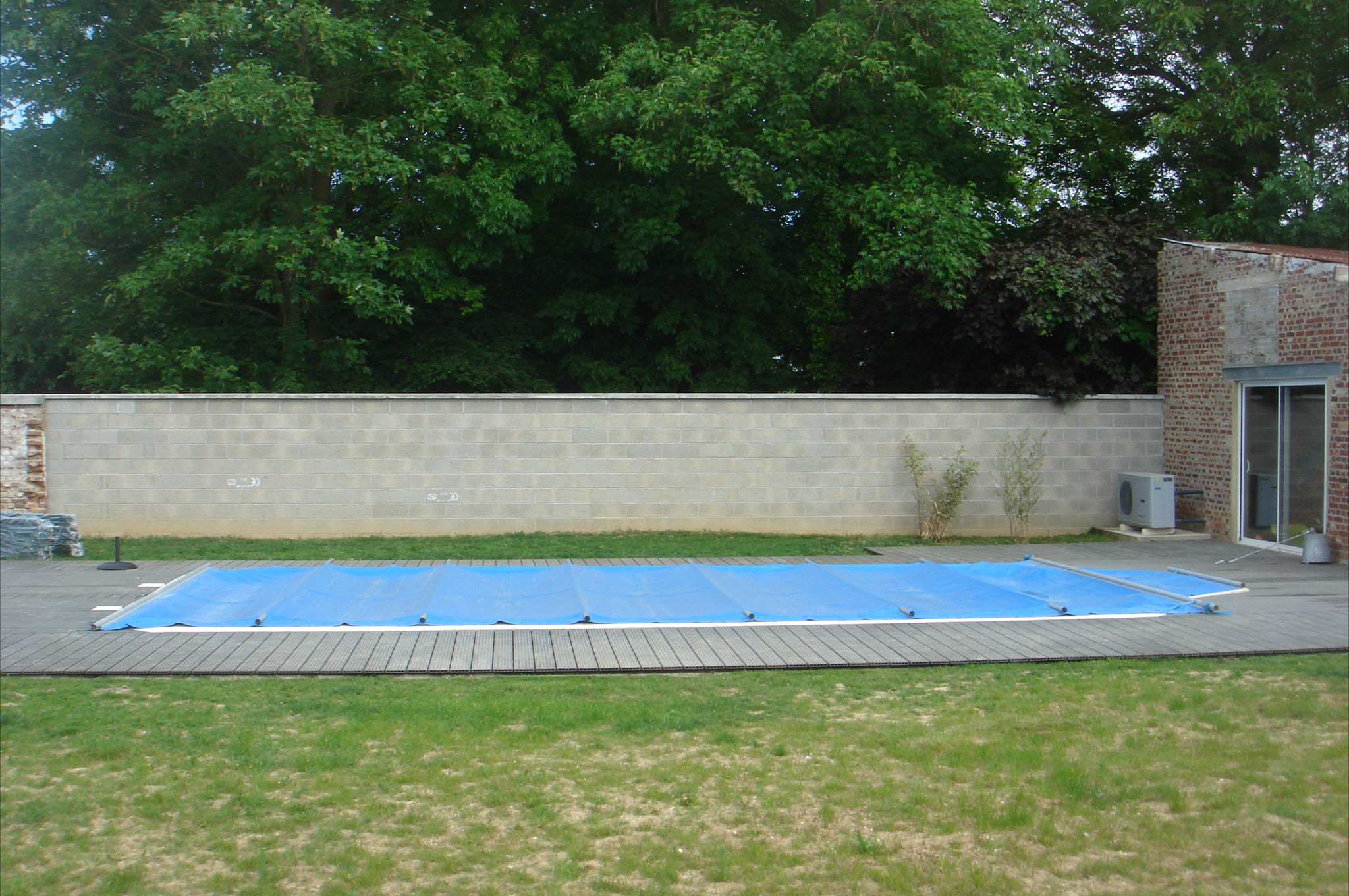 Nos r alisations piscine coque polyester picardie piscines for Piscine coque polyester