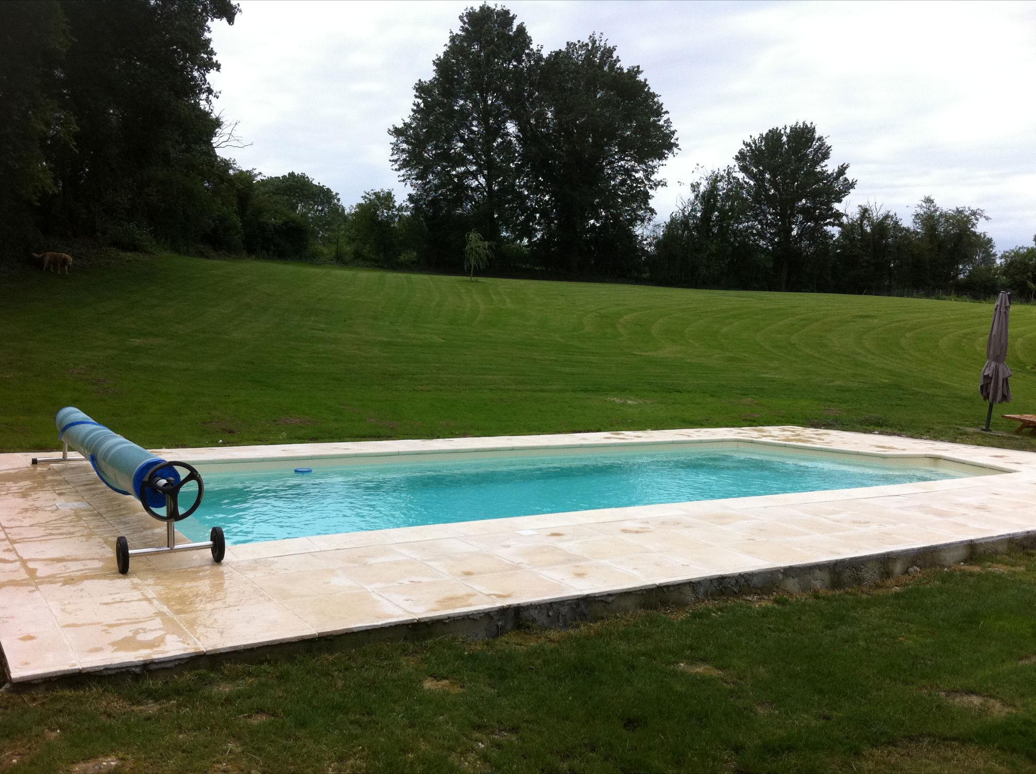 Piscine coque cara ba 3 picardie piscine for Bassin piscine polyester
