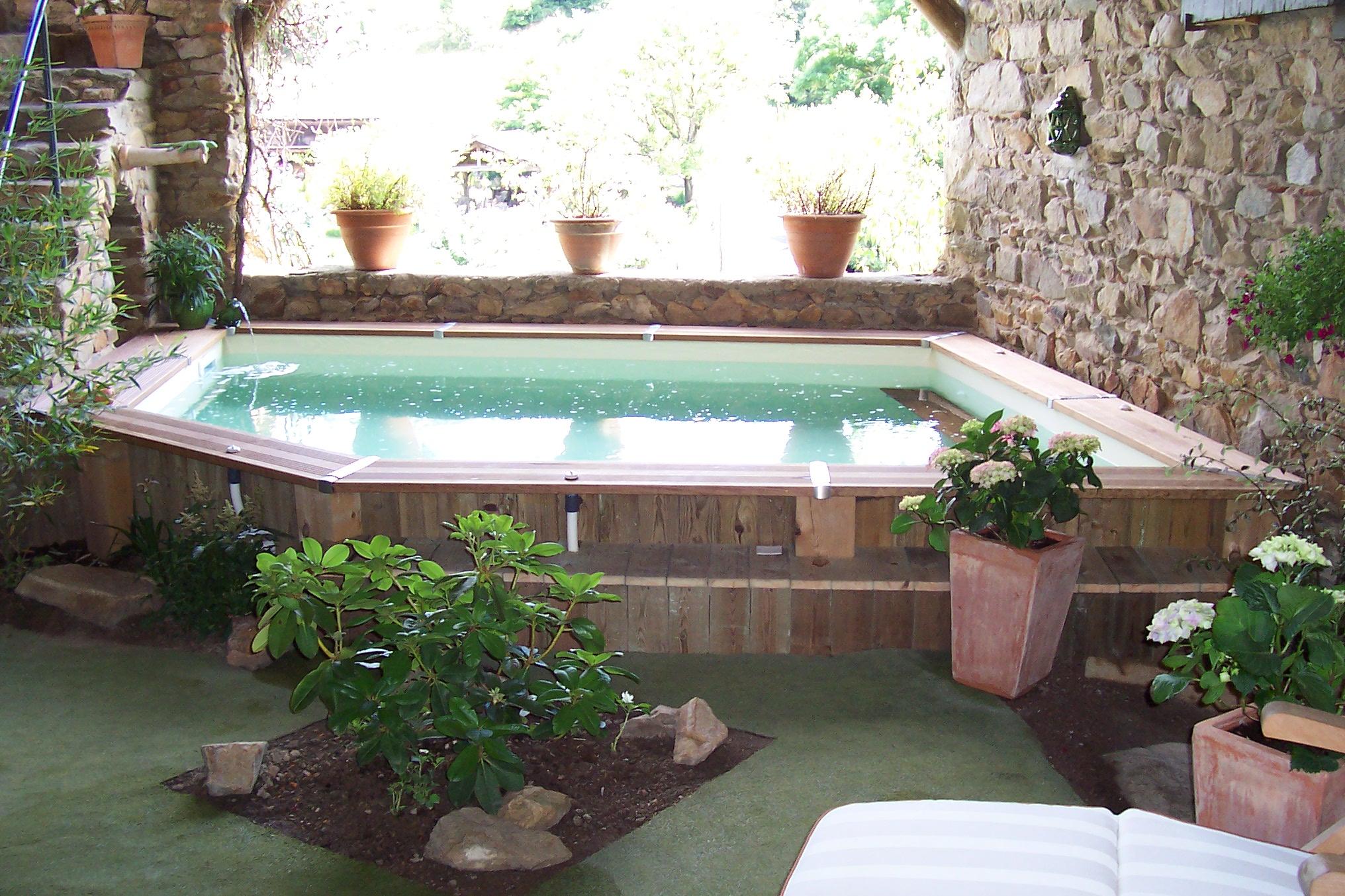 piscines bois lebonbain2 picardie piscine. Black Bedroom Furniture Sets. Home Design Ideas