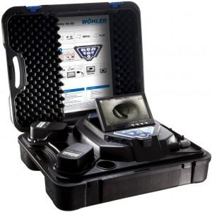 caméra inspection canalisation